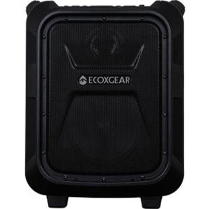 Picture of ECOXGEAR EcoBoulder GDI-EXBM901 3.0 Speaker System - 100 W RMS - Wireless Speaker(s) - Portable - Battery Rechargeable - Black