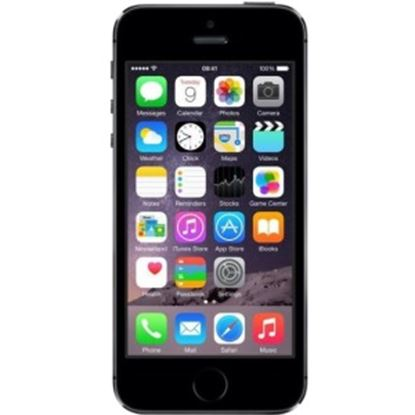 Picture of eReplacements Refurbished Apple iPhone 5s 16GB - Space Gray - Unlocked - 1 Year Warranty