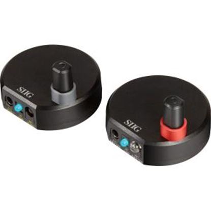 Picture of SIIG Ultra Compact Wireless IR Remote Control Extender Kit - 200M