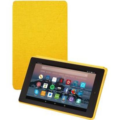 "Picture of Amazon Carrying Case for 7"" Tablet - Canary Yellow"