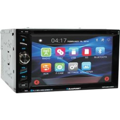 Picture of Ematic Automobile Audio/Video GPS Navigation System - In-dash