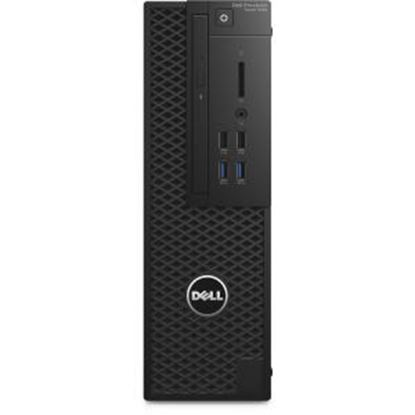Picture of Dell Precision 3000 3420 Workstation - Intel Core i5 (6th Gen) i5-6500 Quad-core (4 Core) 3.20 GHz - 8 GB DDR4 SDRAM - 1 TB HDD - Intel HD Graphics 530 Graphics - Windows 7 Professional 64-bit (English/French/Spanish) upgradable to Windows 10 Pro - Small Form Factor