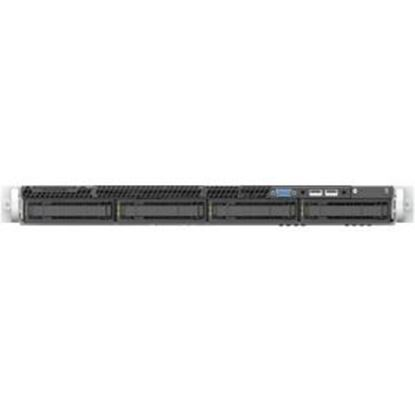 Picture of Intel Server System R1304WFTYS Barebone System - 1U Rack-mountable - Intel C624 Chipset - Socket P LGA-3647 - 2 x Processor Support