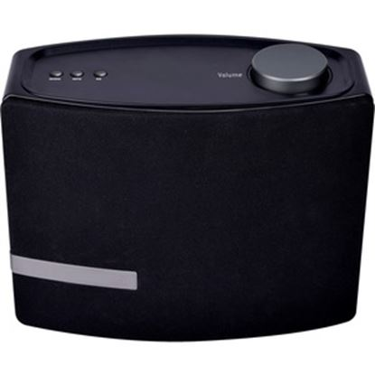 Picture of Naxa NAS-5001 Bluetooth Smart Speaker - 10 W RMS - Alexa Supported - Black