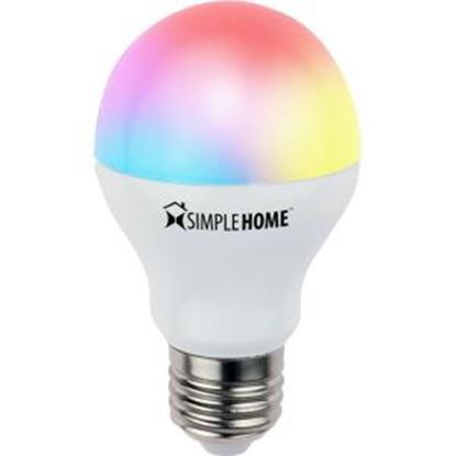 Picture of Simple Home Multicolor Smart LED Bulb