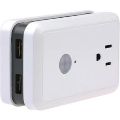Picture of Simple Home Smart Wi-Fi Plug w/ Energy Monitor