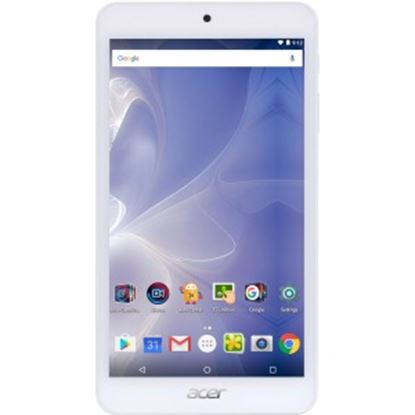 """Picture of Acer ICONIA B1-780-K610 Tablet - 7"""" - 1 GB DDR3L SDRAM - MediaTek MT8163 - ARM Cortex A53 Quad-core (4 Core) 1.30 GHz - 16 GB - Android 6.0 Marshmallow - 1280 x 720 - In-plane Switching (IPS) Technology"""