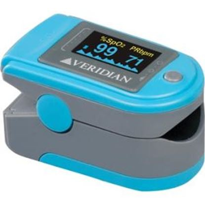 Picture of Veridian Healthcare Deluxe Finger Pulse Oximeter