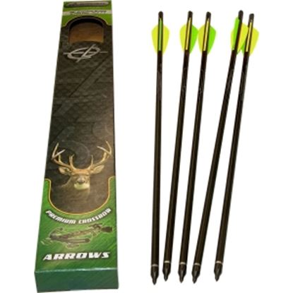 "Picture of Barnett 22"" Headhunter Arrows by Barnett Arrows-w/Field Pt/Moon Nock"