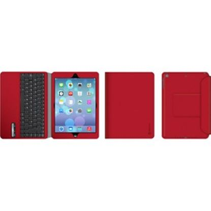 Picture of Griffin Slim Keyboard/Cover Case (Folio) iPad Air - Red