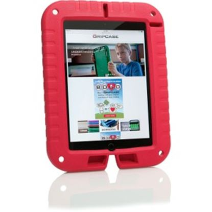 Picture of Gripcase SHIELD Carrying Case Apple iPad Air 2 Tablet - Red