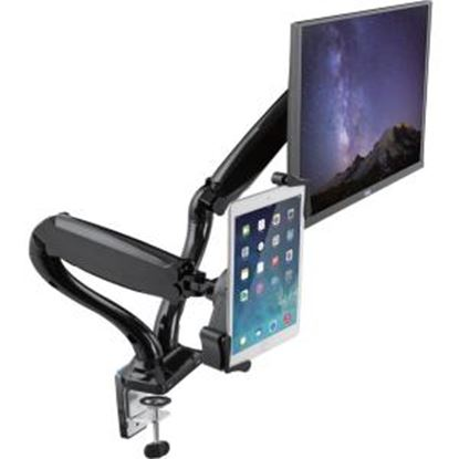 Picture of CTA Digital 2In1 Adjustable Monitor And Tablet Usb Hub