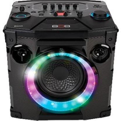 Picture of 808 Hex Encore SP480BK Bluetooth Speaker System - 50 W RMS