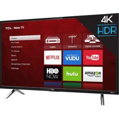 "Picture of TCL 49S405 49"" 2160p LED-LCD TV - 16:9 - 4K UHDTV"