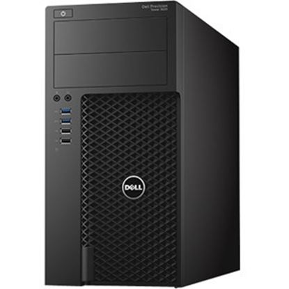 Picture of Dell Precision 3000 3420 Workstation - 1 x Xeon E3-1240 v6 - 16 GB RAM - 256 GB SSD - Tower