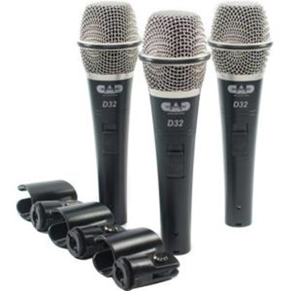 Picture of CAD Audio D32X3 Microphone