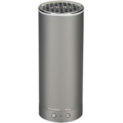 Picture of 808 NRG GLO SP251 Portable Bluetooth Speaker System - Gray