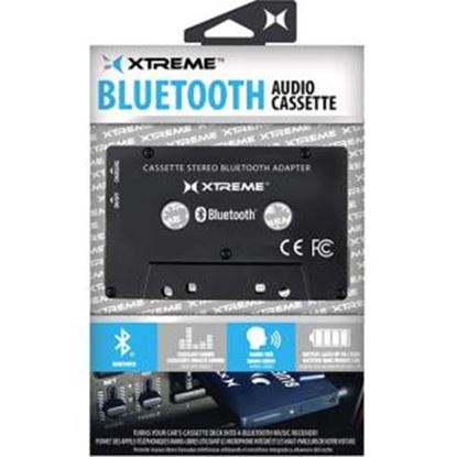 Picture of Xtreme Cables Bluetooth Audio Cassette Adapter