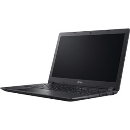 "Picture of Acer Aspire 3 A315-21-4098 15.6"" LCD Notebook - AMD A-Series (7th Gen) A4-9120 Dual-core (2 Core) 2.20 GHz - 8 GB DDR4 SDRAM - 1 TB HDD - Windows 10 Home 64-bit - 1366 x 768 - Obsidian Black"