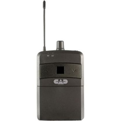 Picture of CAD Audio UHF In Ear Monitor Wireless System - Single Pack with Ear Buds
