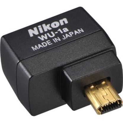Picture of Nikon WU-1a Wireless Mobile Adapter