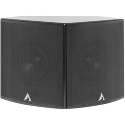 Picture of Atlantic Technology 1400 SR-z Bookshelf, Wall Mountable Speaker - Satin Black