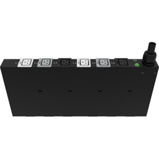 Picture of HPE Standard G2 Basic 6-Outlet PDU