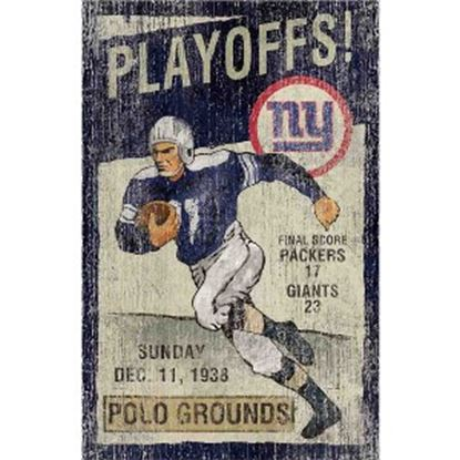Picture of Imperial New York Giants Wall Art