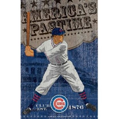 Picture of Imperial Chicago Cubs Wall Art