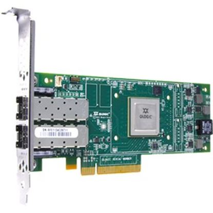 Picture of HPE StoreFabric SN1000Q 16GB 2-port PCIe Fibre Channel Host Bus Adapter