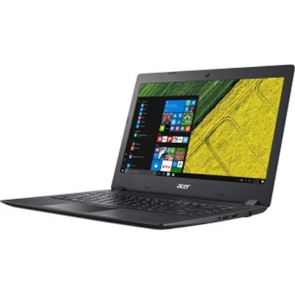 "Picture of Acer Aspire 1 A114-31-P0SY 14"" Notebook - 1366 x 768 - Pentium N4200 - 4 GB RAM - 64 GB Flash Memory - Obsidian Black"