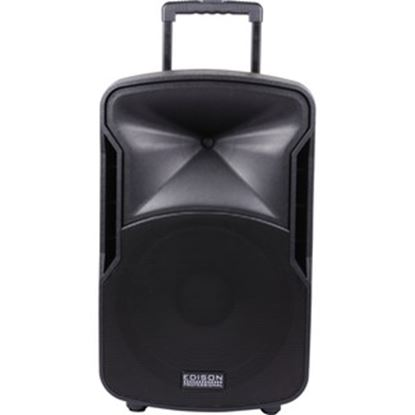 Picture of Edison Professional ST-3000 Bluetooth Speaker System - 600 W RMS - Black