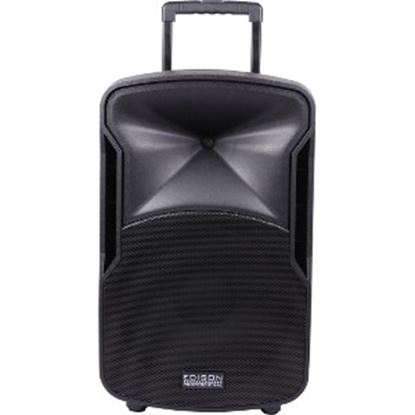 Picture of Edison Professional ST-3000 Speaker System - 600 W RMS - Wireless Speaker(s) - Black