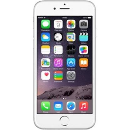 Picture of eReplacements Refurbished Apple iPhone 6S 128GB Silver - Unlocked - 1 Year Warranty
