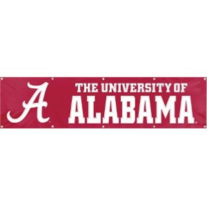 Picture of Party Animal Alabama Crimson Tide Giant 8ft. Banner