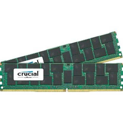 Picture of Crucial 128GB (2 x 64 GB) DDR4 SDRAM Memory Module