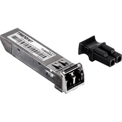 Picture of TRENDnet 1000Base-SX Industrial SFP Multi-Mode LC Module (550 m)