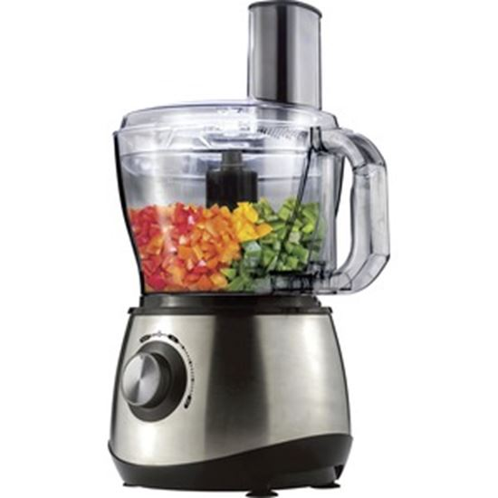 Picture of Brentwood Select FP-581 Stainless Steel Food Processor, 8-Cup
