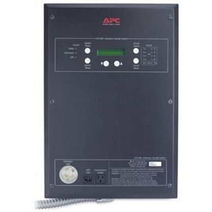 Picture of APC 10-Circuit Universal Transfer Switch