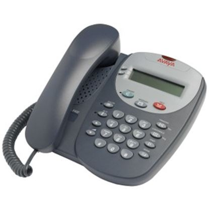 Picture of Avaya 5420 Standard Phone - Dark Gray