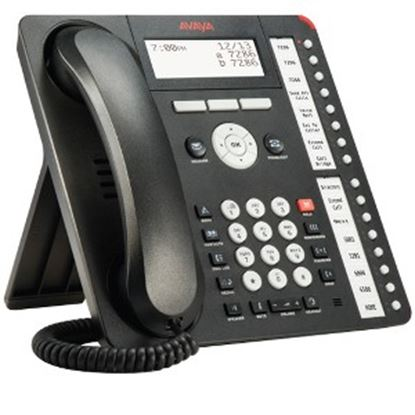 Picture of Avaya 1416 Standard Phone - Black