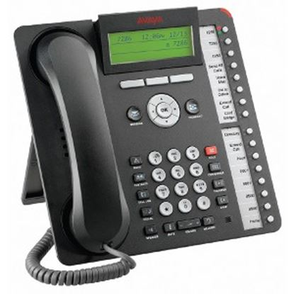 Picture of Avaya One-X 1616-I IP Phone - Wall Mountable, Desktop