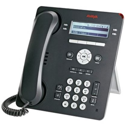 Picture of Avaya 9504 Standard Phone - Charcoal Gray