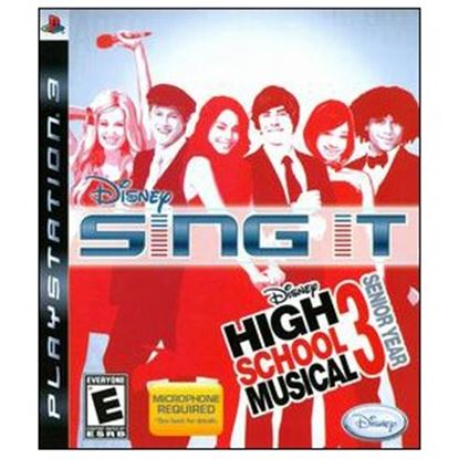 Picture of Disney Interactive Sing It! High School Musical 3: Senior Year