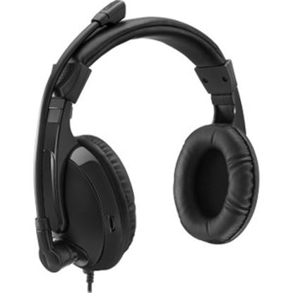 Picture of Adesso Xtream H5 - Multimedia Headset with Microphone