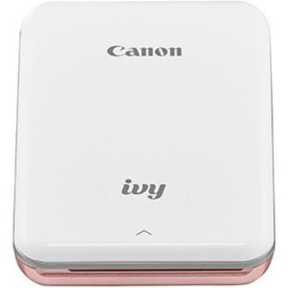 Picture of Canon IVY Zero Ink Printer - Color - Photo Print - Portable - Rose Gold