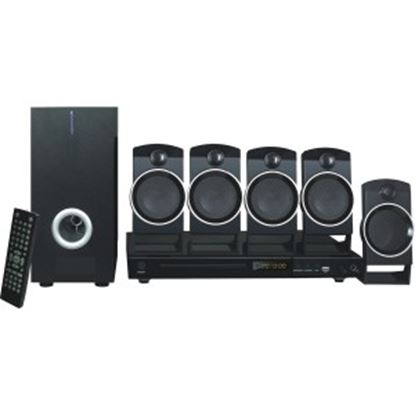 Picture of Naxa ND-859 5.1 Home Theater System - DVD Player - Black