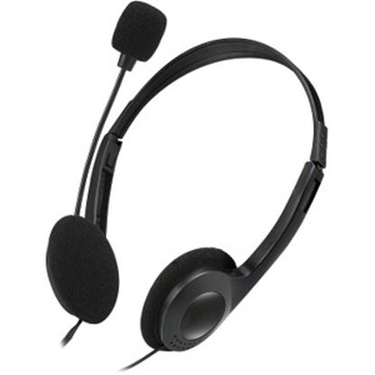 Picture of Adesso Xtream H4 - Stereo Headset with Microphone