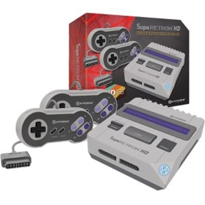 Picture of HYPERKIN SupaRetroN HD Gaming Console for SNES/ Super Famicom