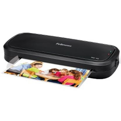 Picture of Fellowes M5™-95 Laminator with Pouch Starter Kit